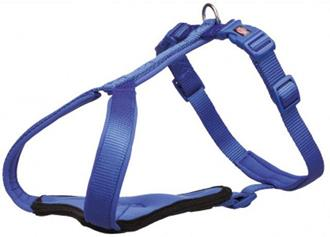 Premium Y-harness, XS–S: 37–45 cm/15 mm, royal blue
